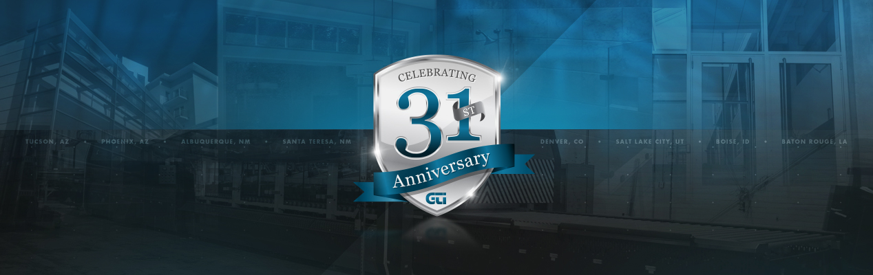 Glaz Tech Industries Celebrates 26 Years