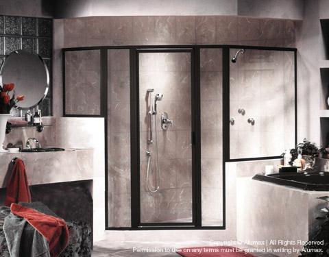 Glaz Tech Certified Fabricator Of Alumax Shower Enclosures