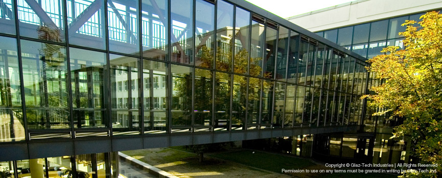 Bullet Resistive Glass for Commercial Buildings